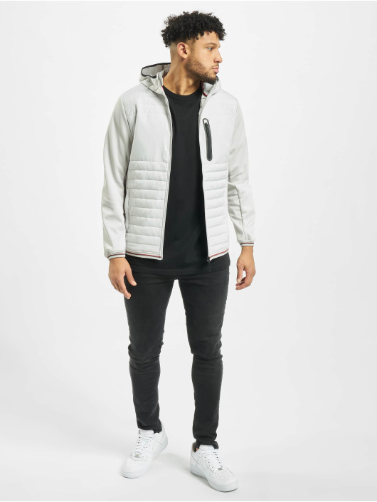 Jack & Jones Puffer Jacket jcoTripple gray