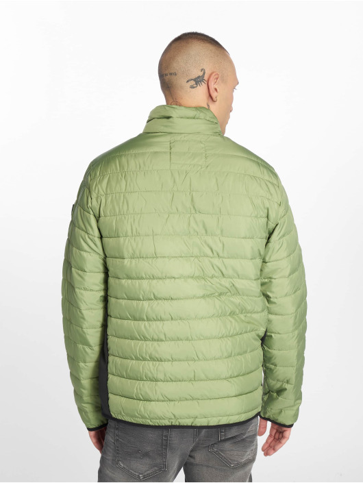 Jack & Jones Puffer Jacket jjeChicago green