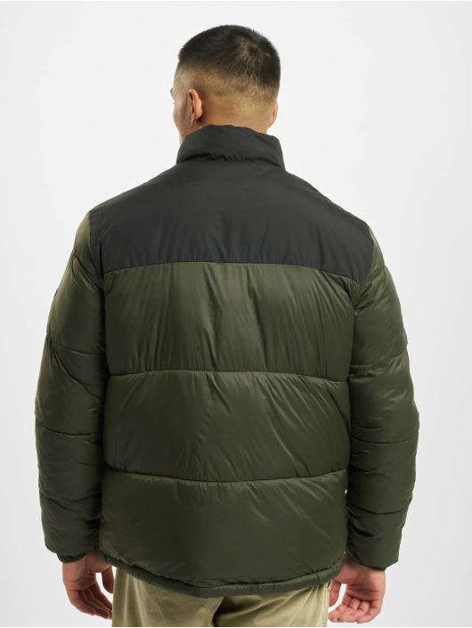Jack & Jones Puffer Jacket jjDrew olive