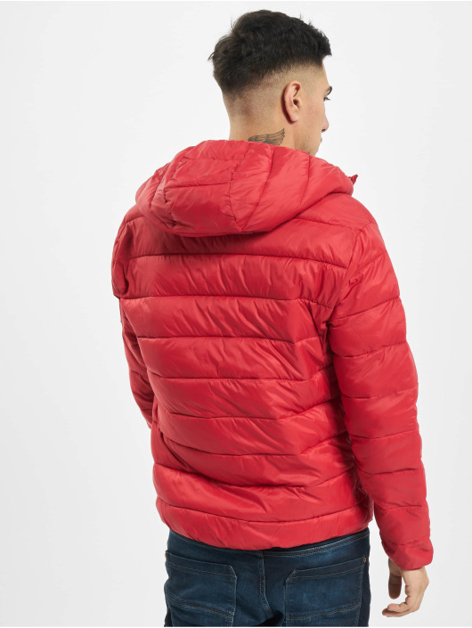 Jack & Jones Puffer Jacket jjeMagic red