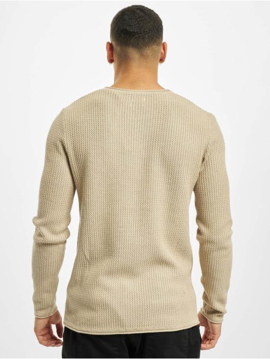 Jack & Jones Pullover jprBlucarlos beige