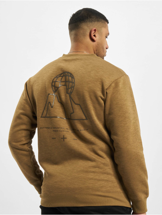 Jack & Jones Pullover jcoDeacon brown