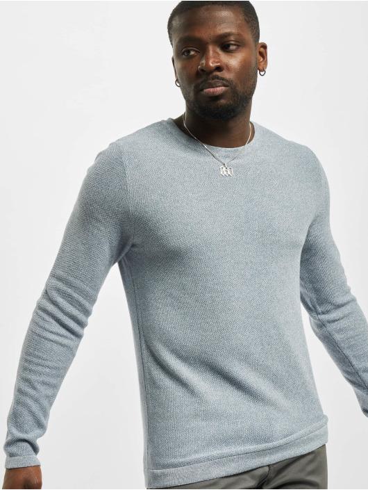 Jack & Jones Pullover jjeRob Knit indigo