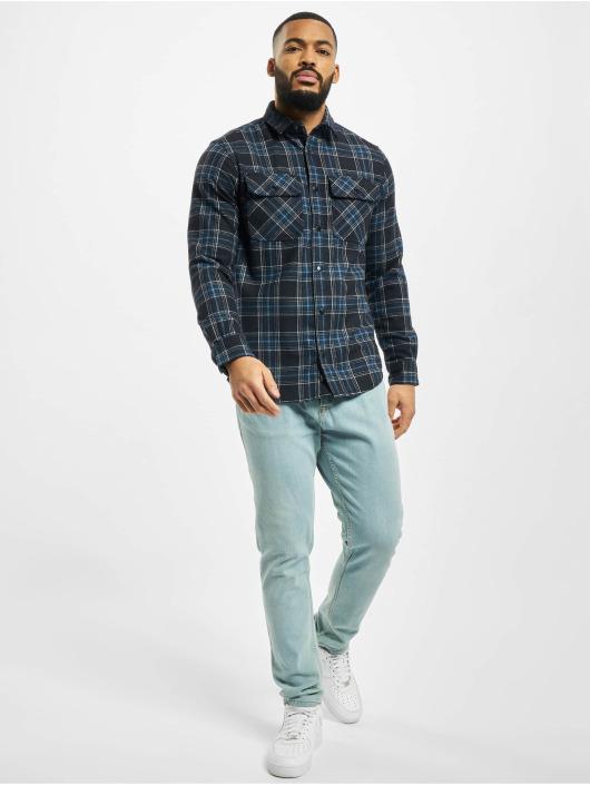 Jack & Jones Shirt jcoCraig Worker blue