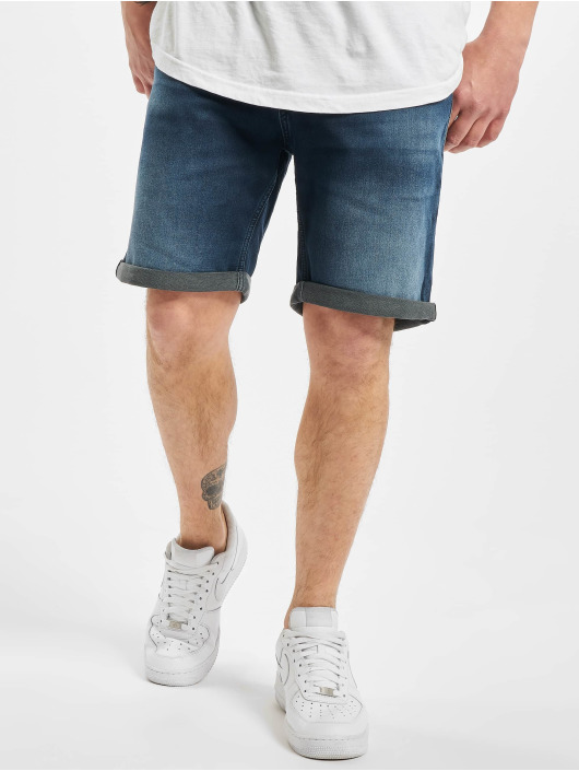 Jack & Jones Short jjiRick jjiCon GE 011 L.K STS Woven Sweat blue