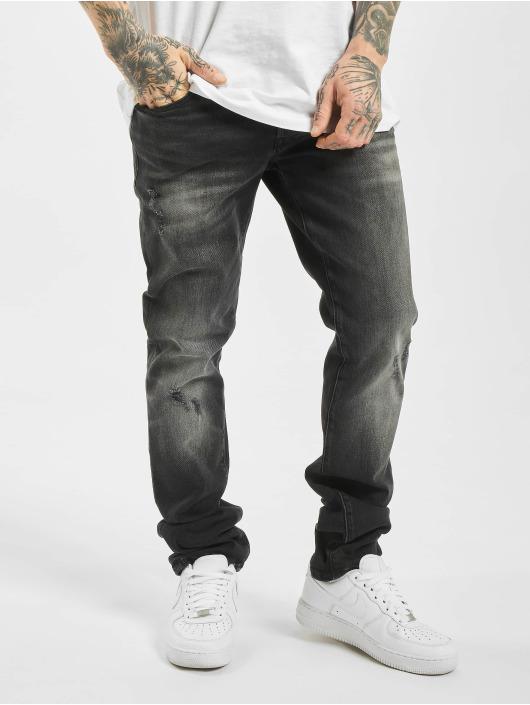 Jack & Jones Slim Fit Jeans jjiGlenn jjIcon AM 927 ESP black
