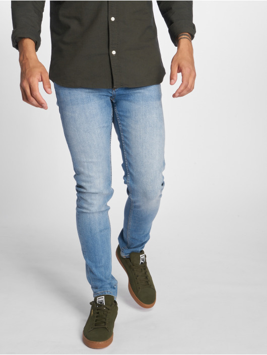 Jack & Jones Slim Fit Jeans jiGlenn jjOriginal NZ003 blue