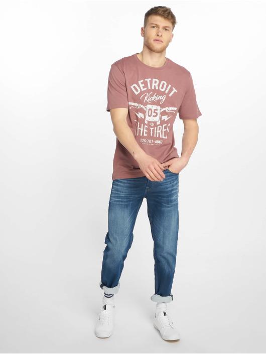 Jack & Jones Straight Fit Jeans jjiMike jjOriginal blue