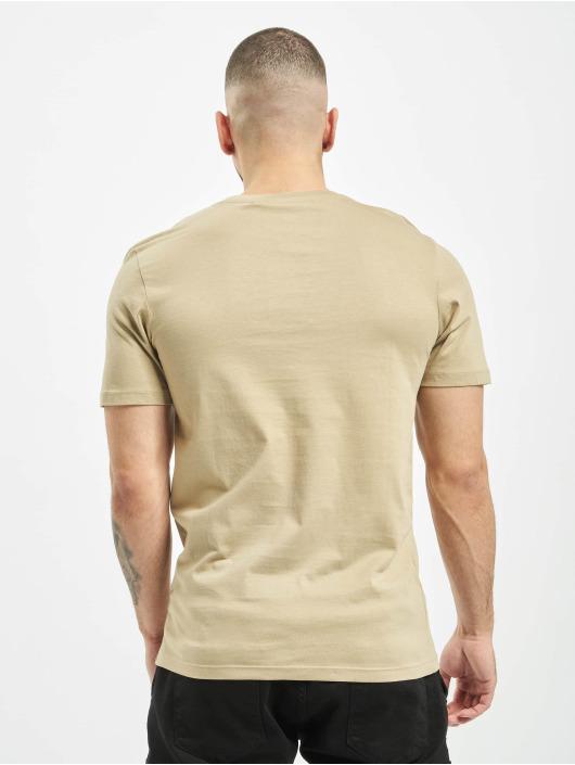 Jack & Jones T-Shirt jjeJeans beige
