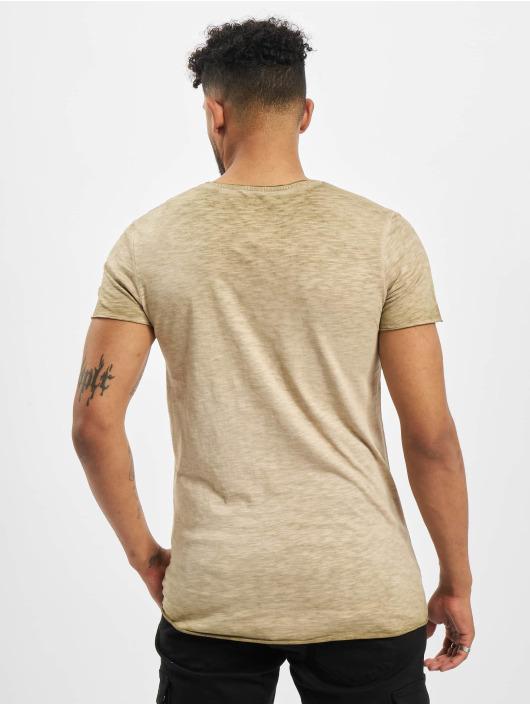 Jack & Jones T-Shirt jorBas Black beige