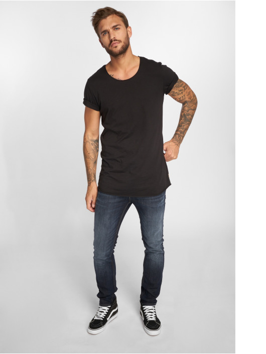 Jack & Jones T-Shirt jjeBas black