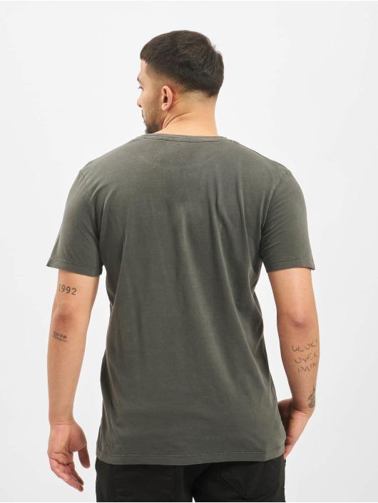 Jack & Jones T-Shirt jprDye black