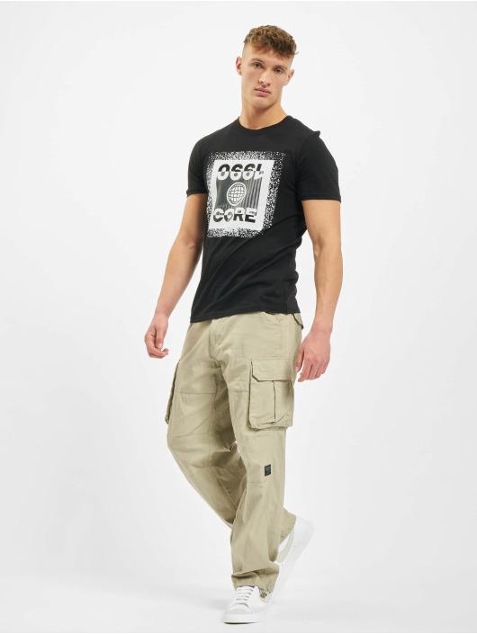 Jack & Jones T-Shirt jcoSplatter black