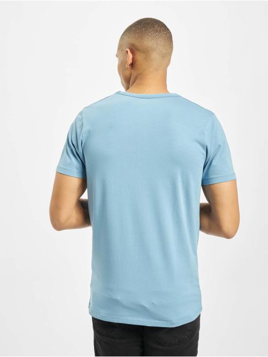 Jack & Jones T-Shirt jjeBasic blue
