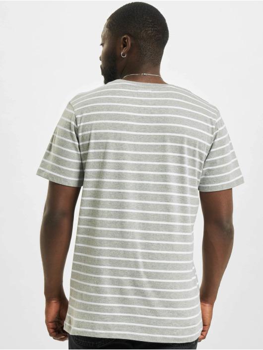 Jack & Jones T-Shirt jprBlutom Stripe gray