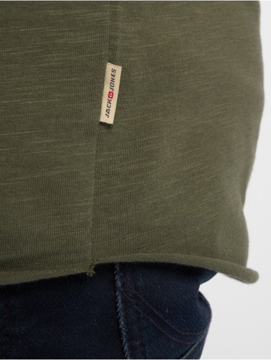 Jack & Jones T-Shirt jjeBas green