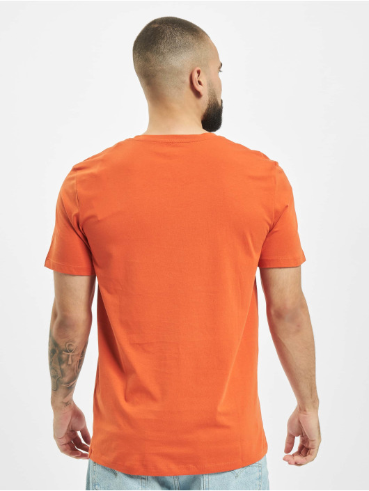 Jack & Jones T-Shirt jorTonni orange