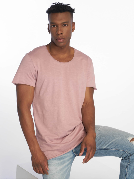 Jack & Jones T-Shirt jjeBas purple