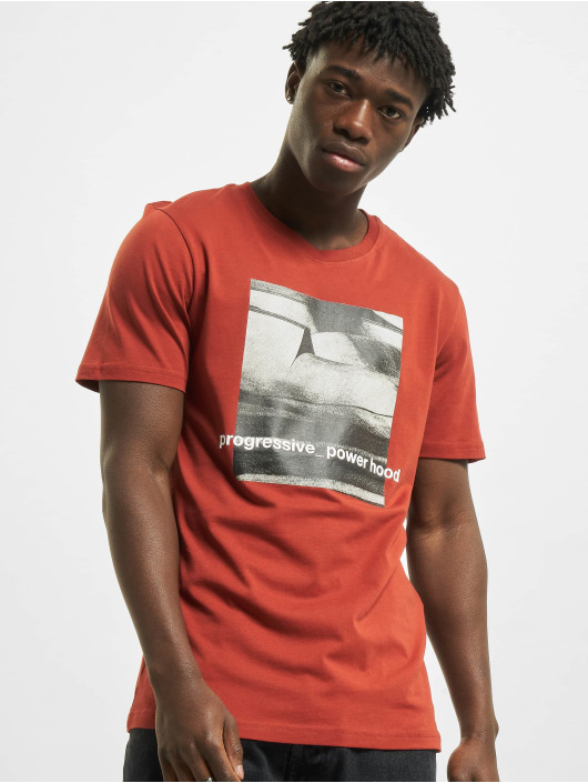 Jack & Jones T-Shirt jcoJump red