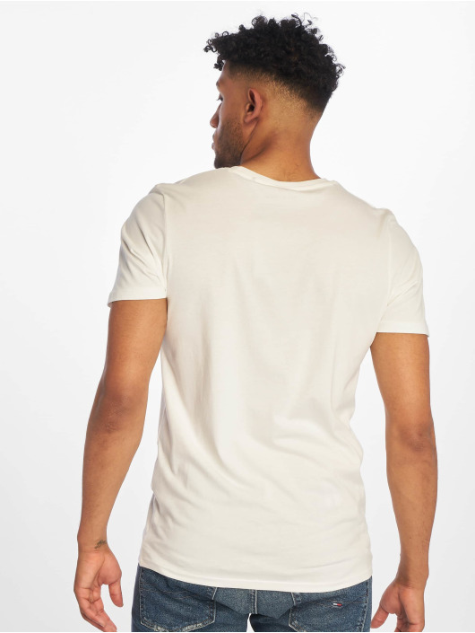 Jack & Jones T-Shirt jjeCorp Logo white