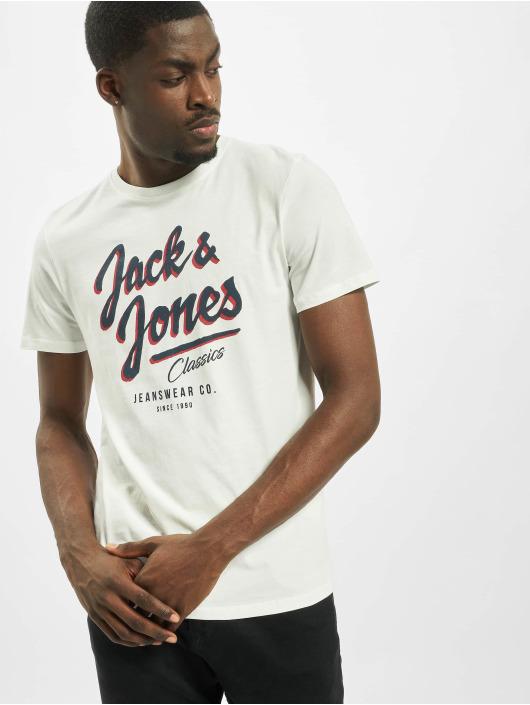 Jack & Jones T-Shirt jjeLogo white