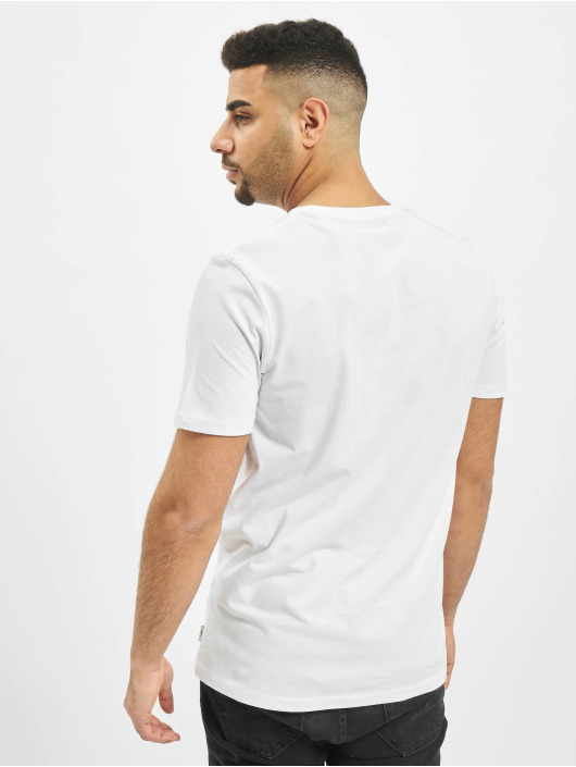 Jack & Jones T-Shirt jcoFriday-Disc white