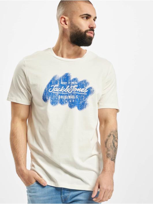 Jack & Jones T-Shirt jorTorino white