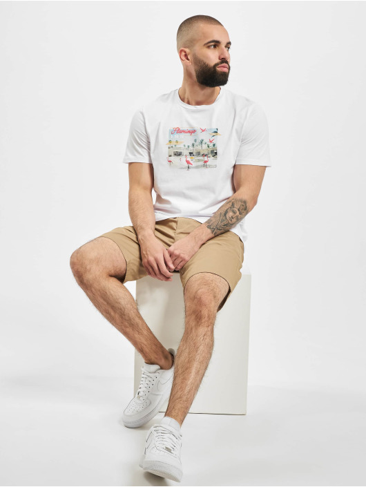 Jack & Jones T-Shirt jorLuciano white