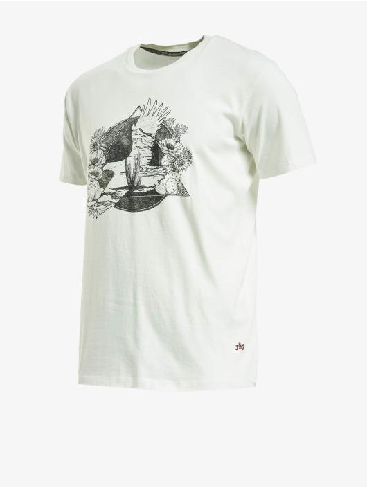 Jack & Jones T-Shirt jprRoman white