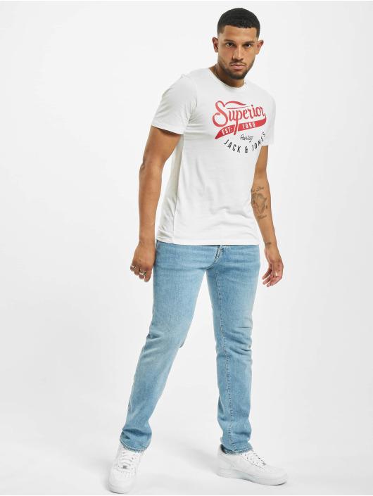 Jack & Jones T-Shirt jjeLogo Noos white