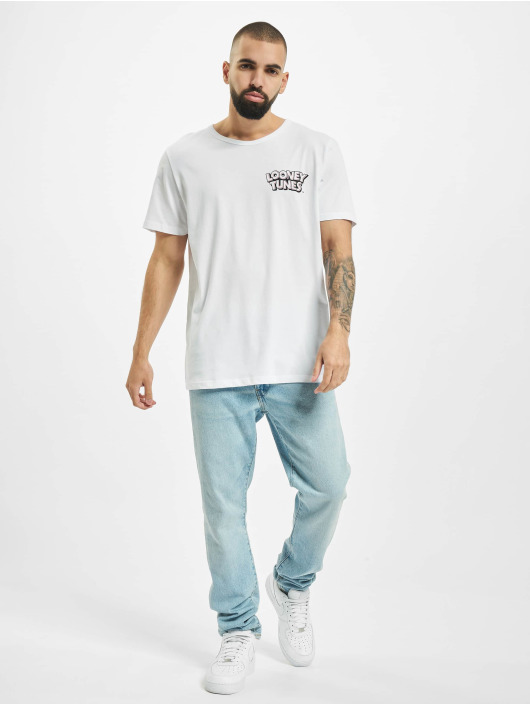 Jack & Jones T-Shirt jcoLooney white