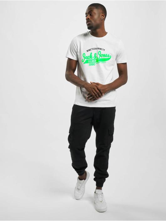 Jack & Jones T-Shirt jorGecko white