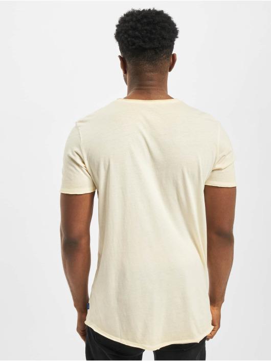 Jack & Jones T-Shirt jorKris Bas yellow