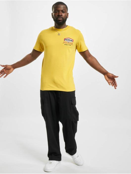 Jack & Jones T-Shirt jprBluharve yellow