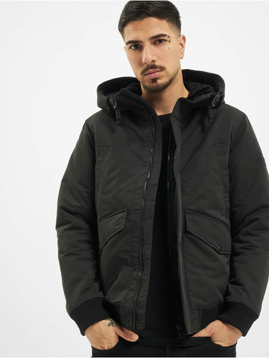 Jack & Jones Winter Jacket jprBluwetland black