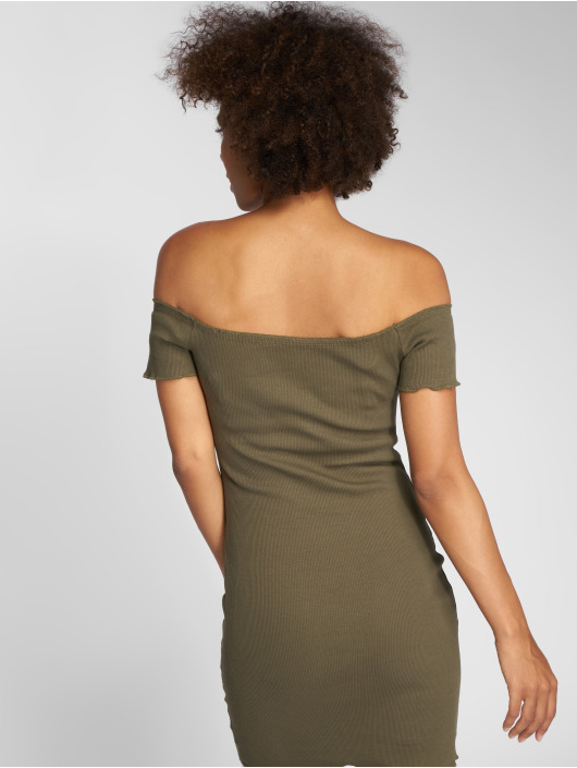 Joliko Dress Emma khaki