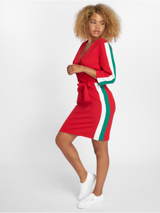 Joliko Dress Lusine red