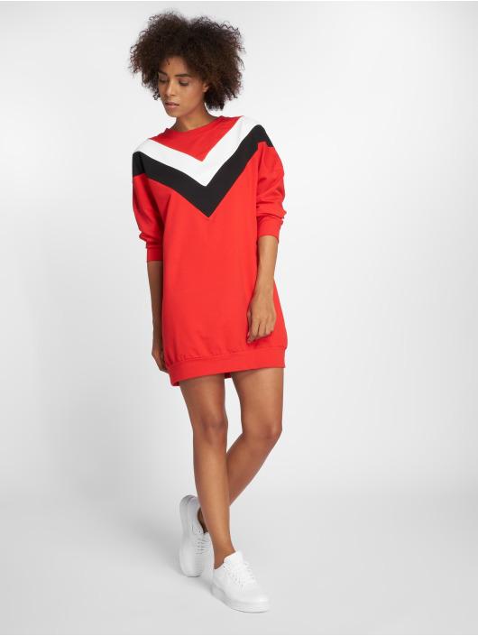 Joliko Dress Lönna red