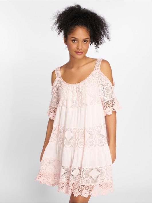Joliko Dress Tunic rose