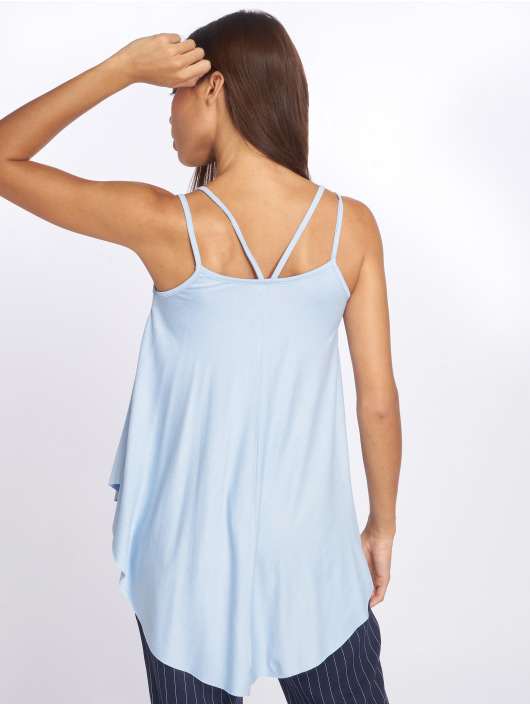 Joliko Tank Tops Lazy blue