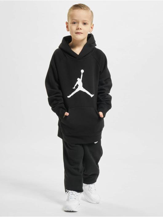 Jordan Hoodie Jdb Jumpman Logo Fleece Po black