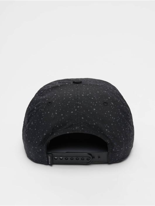 Jordan Snapback Cap Poolside black
