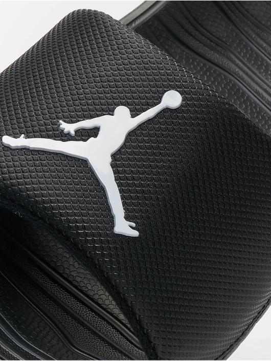 Jordan Sneakers Break Slide black