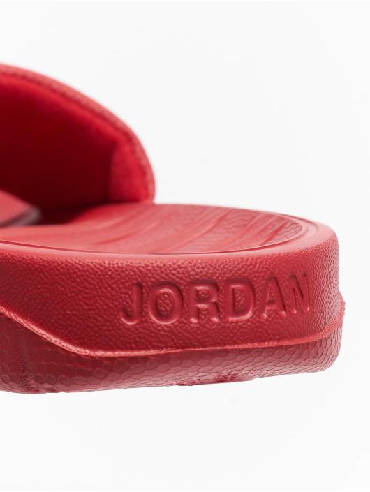 Jordan Sneakers Break Slide red