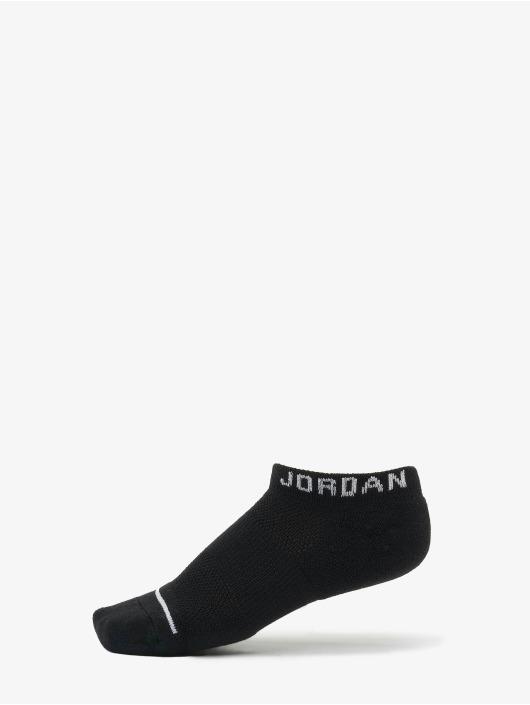 Jordan Socks Jumpman No Show 3 Pack black