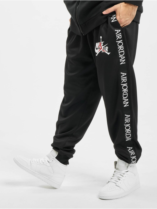 Jordan Sweat Pant JM Classic Tricot Warmup black