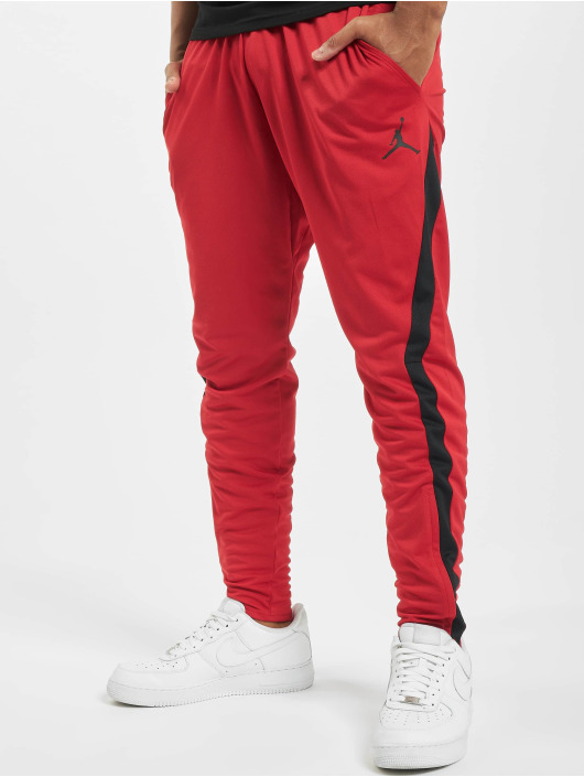 Jordan Sweat Pant Air Dry Knit red
