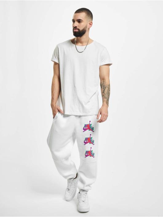 Jordan Sweat Pant Jumpman Classics white