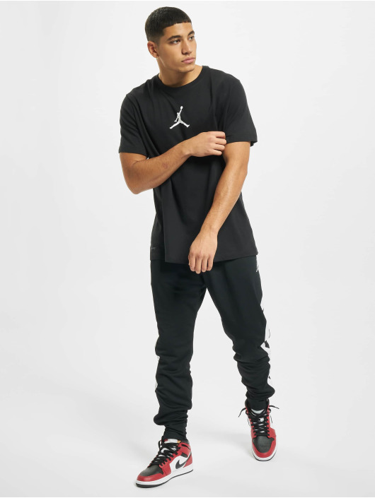 Jordan T-Shirt Jumpman Defect SS Crew black