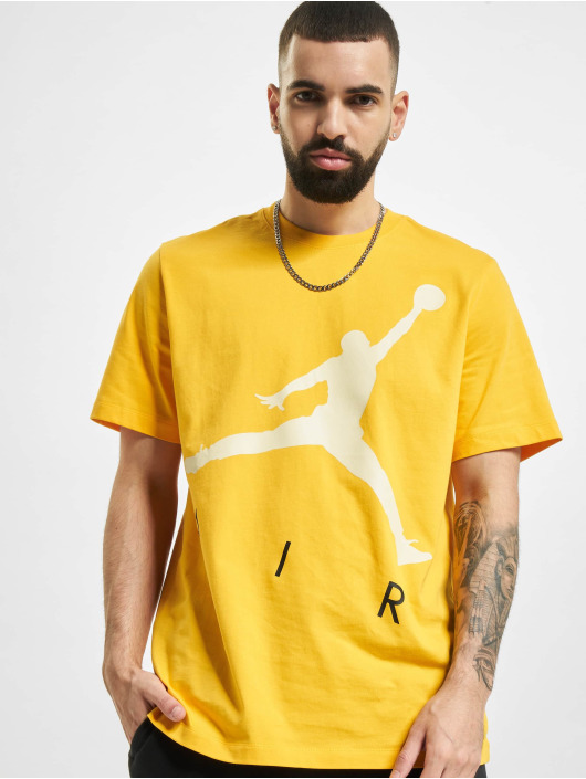 Jordan T-Shirt Jumpman Air HBR gold